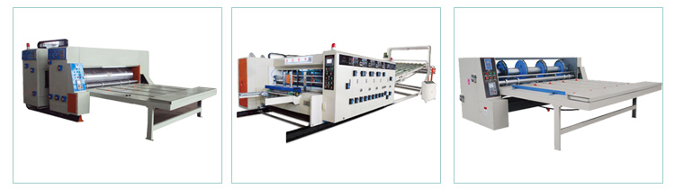 Semi-automatic carton box flexo printing machine price