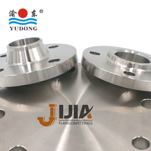 Stainless steel blind pipe fittings flange
