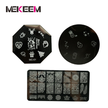 OEM Service Custom Nail Art Stamping Plates