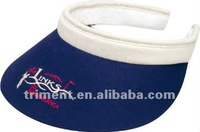 Terry cloth sweatband big board visor