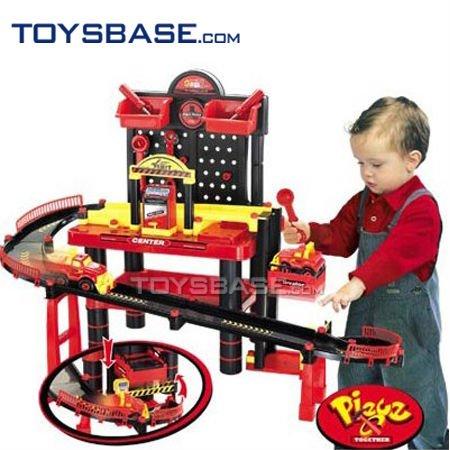 Bricolage jouets set bricolage services de r paration de voiture garage pour enfants puzzle id - Garage pour reparation de voiture ...