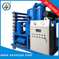 High performance transformer oil purification systems, ZYD oil purification system machine
