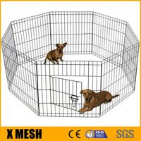 New Pet Dog Play Pen 8 panels Fence Exercise Small Medium Large