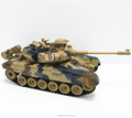 DD0103747 2.4G Toy tank battle tank function of smoke simulation shooting rc toy tank