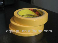 3M 244 High Temperature Custom Printed Masking Tape For Automatic Printing