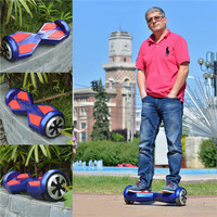8.0 inch big tire hot selling mini hands free balance scooter Self Balancing Twisting Electric Skateboard