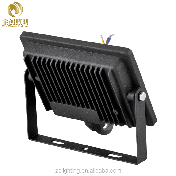 Super bright ultra thin playground lamp 20w flood light Ningbo Factory