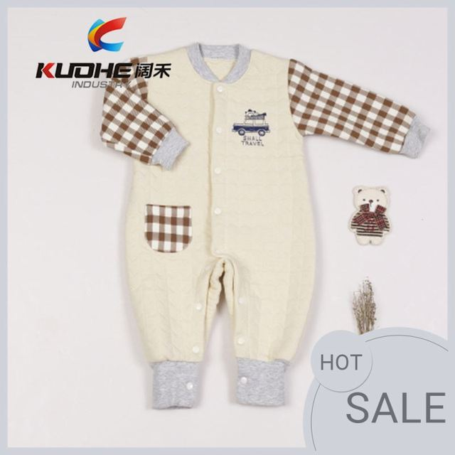 For One Year Old Winter Clothing Cheap Children Baby Boys Rompers Clothes