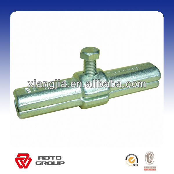 Painted casted swivel coupler for pakistan market