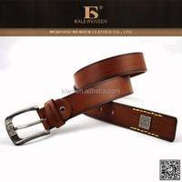China Manufacturing man with paint buckle new arrival fashion belts