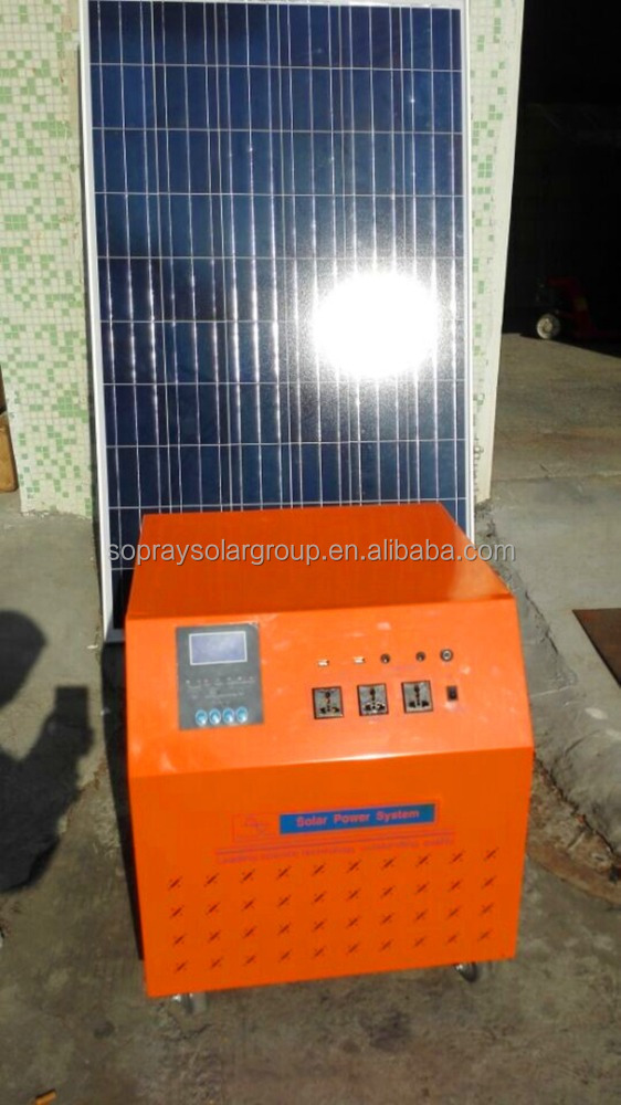 2000VA/2KW Inverter Battery and controller Integrated Machine /whole house solar power system