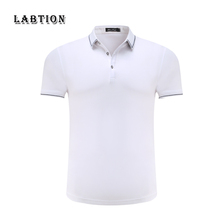Discount new arrival product men white brand polo t shirts