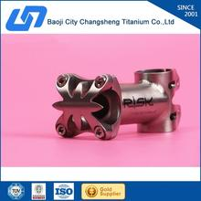 New design gr9 titanium alloy bike stem from China supplier
