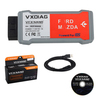 Original Allscanner VXDIAG for FORD VCM IDS Support function for vcm ids mazda ids vxdiag ford Latest version v98 Free Shipping