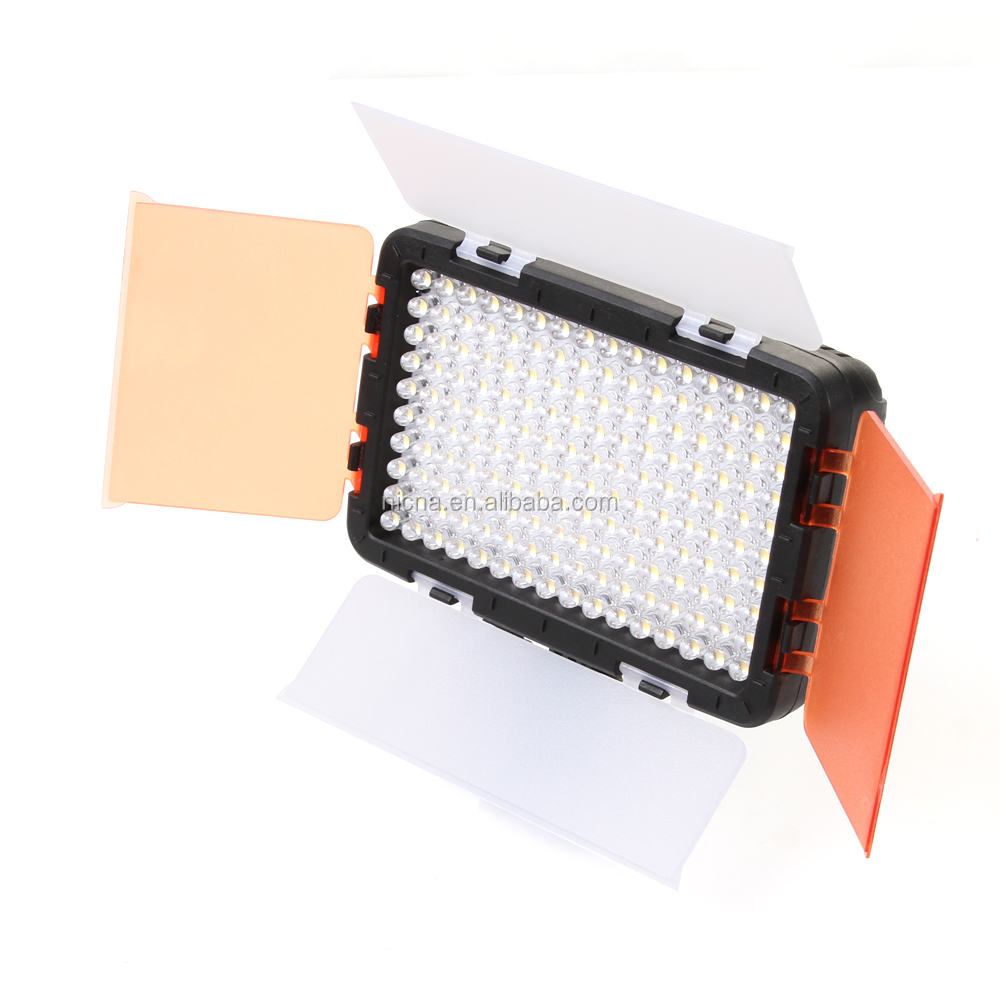 Mini OE-160 LED Photo Video Light Dimmable Lamp for DV DSLR Camera Canon Nikon