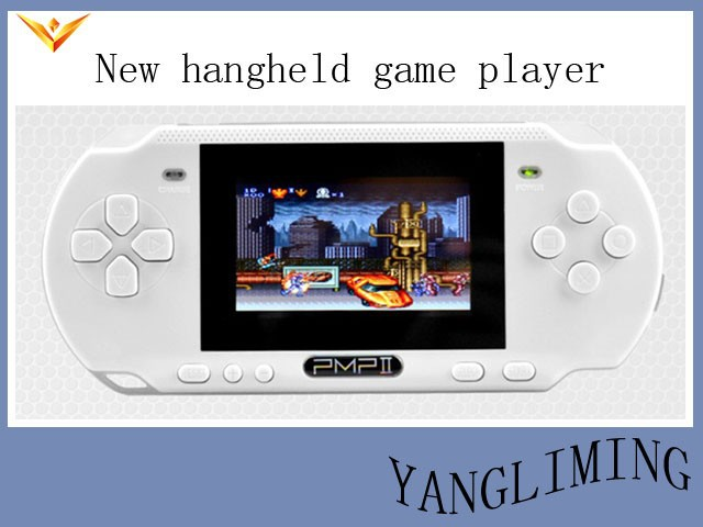The more fun game console -PMP2 with fun functubuild-in10000 Games Portable Digital MP4 Player