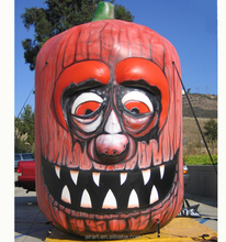 Scary inflatable pumpkin, giant inflatable pumpkin , inflatable pumpkin Halloween decorations