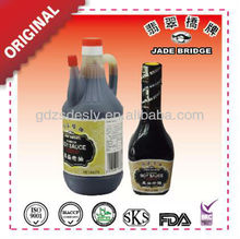 Chinese Nature Fermented /Square Bottle Mushroom Soy Sauce 200ml & 850ml