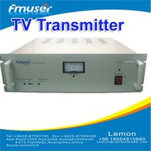 Low price and Low RF Power 15W analog TV Transmitter fm radio transmitters A3