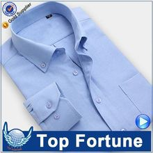 Hot sale economic 65 polyester 35 cotton shirt