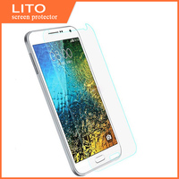 High quality Competitive Price 0.3mm tempered glass screen protector for samsung galaxy e5