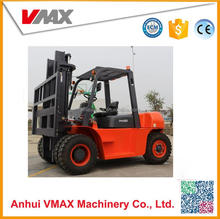 toyota 5 ton automatic transmission DIESEL forklift with 3M full free wide view mast