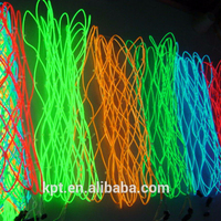 Flexible neon lighting charming EL wire for decoration