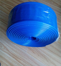 Professional 6 inch pvc irrigation lay flat hose made in China