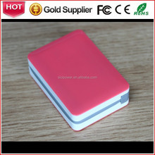 2015 new design li-ion power bank 5000mah