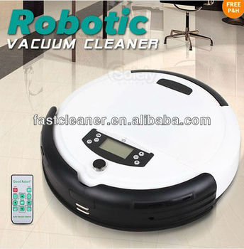 Dirt Detection,Wet&Dry Moping Function Smart Vacuum Cleaning Robot