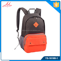 Latest youth popular korean style leisure fashion kids school bag