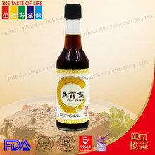 150ml fish sauce pure sauce made in original factory