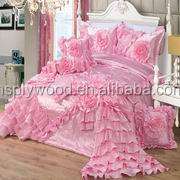 luxury wedding comforter set bridal use turkey style