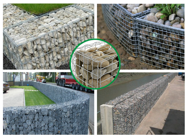 Gabion Mattress Bank Protection