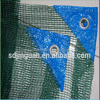 HDPE high quality olive net with eyelets for the collection of olive made in china