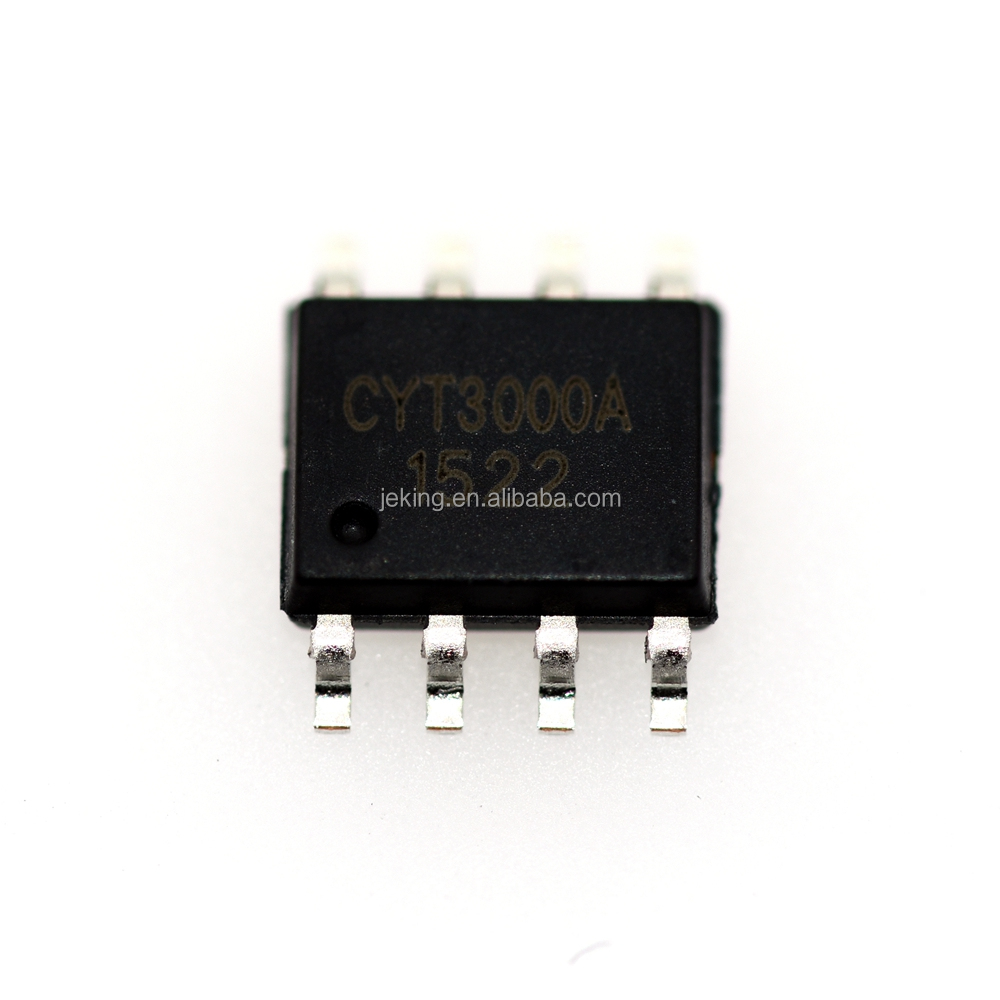 high voltage LED driver IC ESOP-8 CYT3000A
