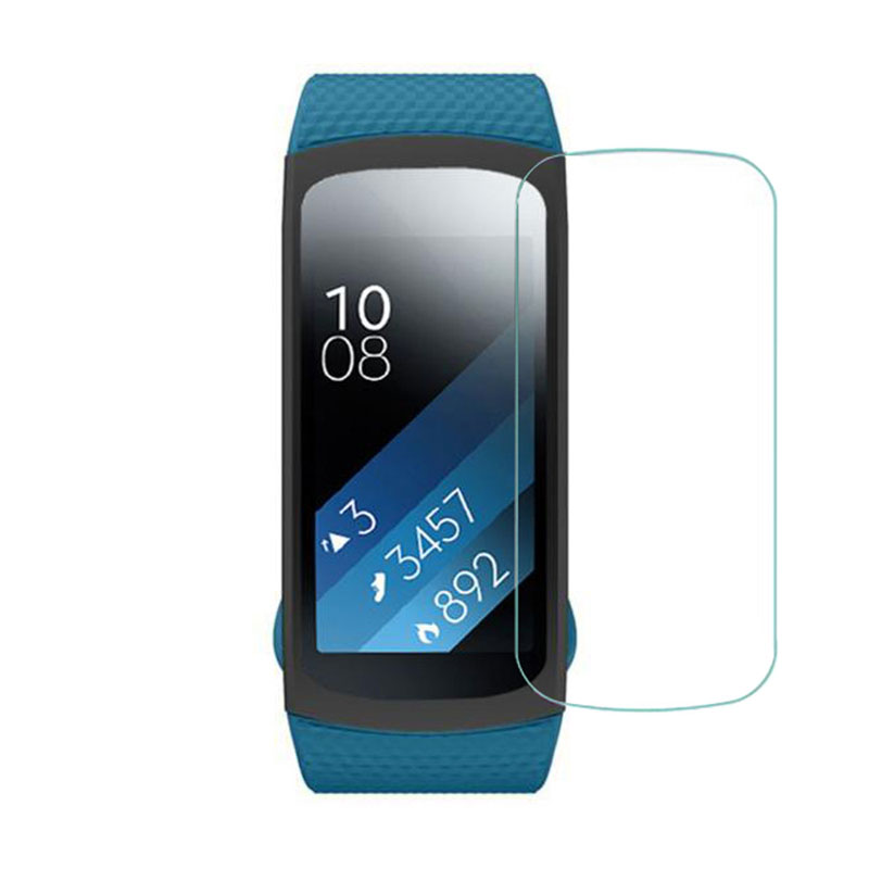 Hot-sale gifts smart watch screen protector HD film intelligent LCD screen for Samsung gear fit 2