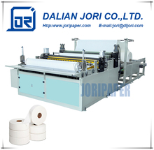 Widely Used Toilet TissueJumbo Roll Paper Converting Machine