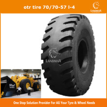Super Giant Tyre OTR Tire 70/70-57 l-4