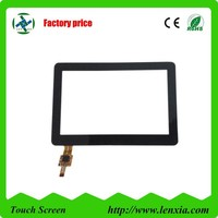 5 inch capacitive g+g touch screen smart 3g tablet pc with i2c interface