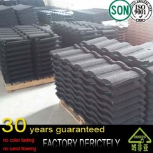 factory selling wholesale Roof tiles in kerala price colorful stone coated metal roof tile
