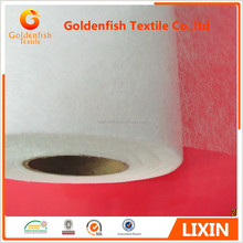 Hot melt adhesive laminating film for leather fabric laminating