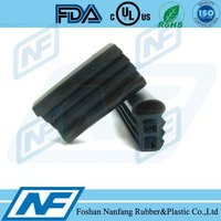 metal door gap sealing thick weather strip for doors