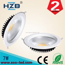 Dimmable 7W SMD 5630 LED Down Light with IP 65
