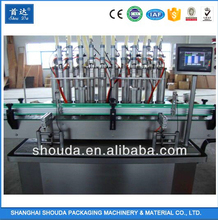 High Precision Garlic Oil Filling Machinery Production Line with CE GMP