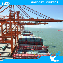sea shipping service to dakar senegal