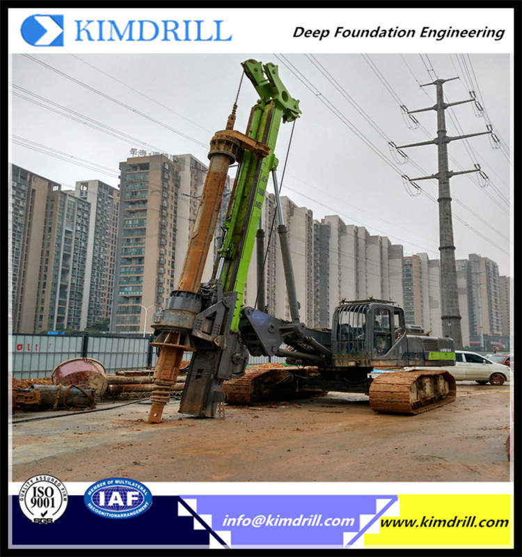 hot sale & high quality tescar drilling rig soilmec kelly bar with CE certificates