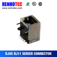 mouse and rj45 connector