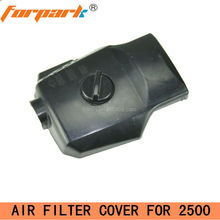Hot Sale 2500 Chain saw Spare Parts Air Filter Cover Chainsaw Top Cover
