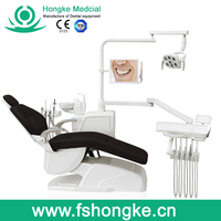 CE ISO electronic portable dental unit dental chair
